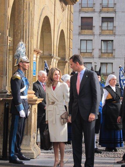 España/Chile.- Los Príncipes viajan a Chile en visita oficial para dar un empujón a las exportaciones españolas