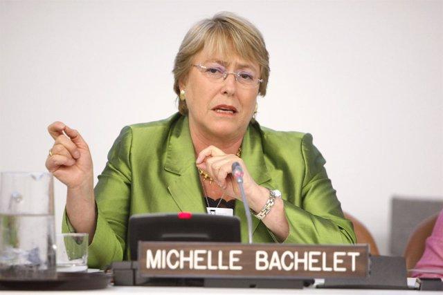 El próximo Michelle Bachelet, Directora Ejecutiva de ONU Mujeres