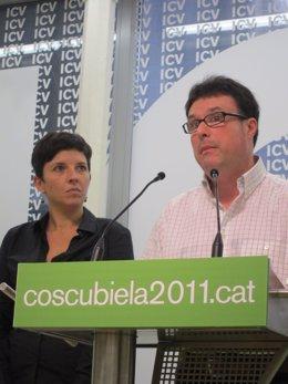 Laia Ortiz Y Joan Josep Nuet