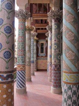 Palau De La Música Catalana De Barcelona