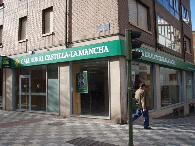 Oficina Caja Rural C-LM