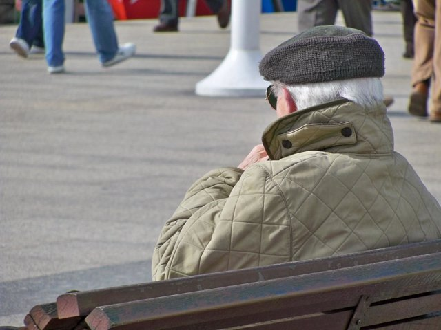 Un pensionista