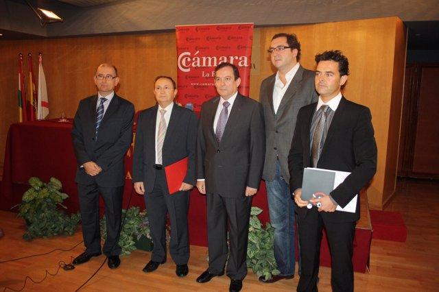 Presentación Premio Internacionalización