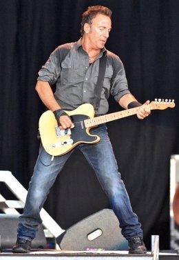 El Cantante Bruce Springsteen