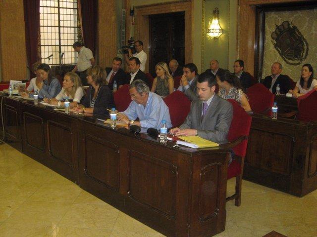 Primer Pleno Corporación Municipal