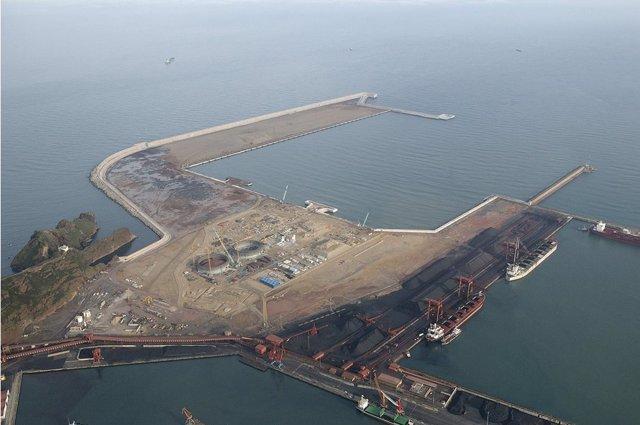 Puerto del Musel (Gijón)