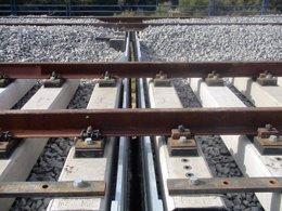 Línea De Tren
