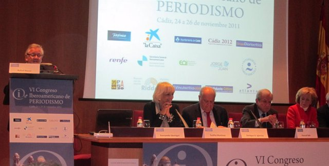 VI Congreso Iberoamericano De Periodismo