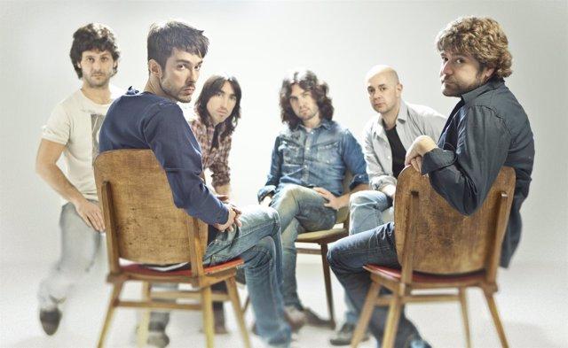 Grupo De Música Vetusta Morla