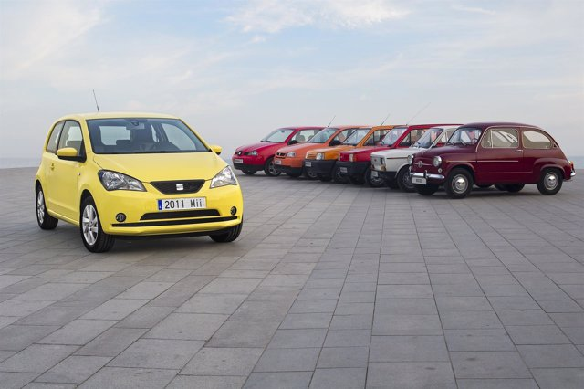 Modelos Que Seat Expondrá En El Salón Auto Retro Barcelona