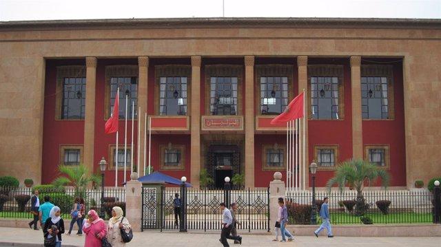 Parlamento Marroquí