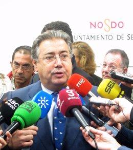 El Alcalde De Sevilla, Juan Ignacio Zoido