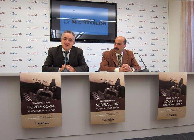 Presentación Del Premio De La Fundación Monteleón