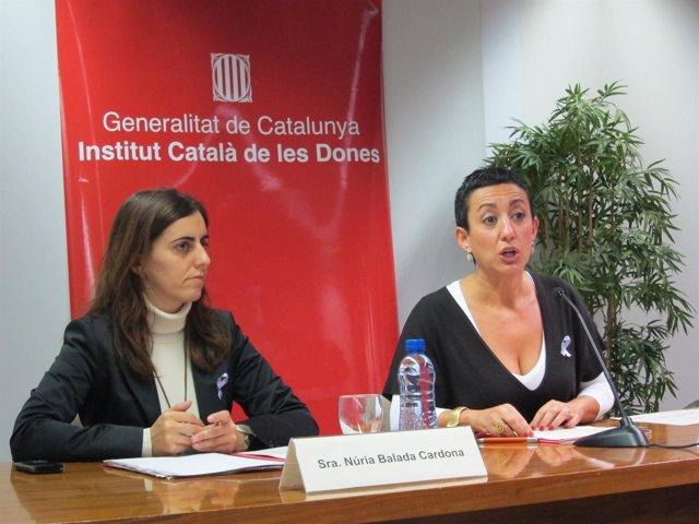 Montserrat Gatell Y Núria Balada (ICD)