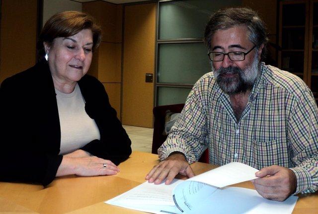 Acuerdo Entre El IVM Y La Societat Coral El Micalet