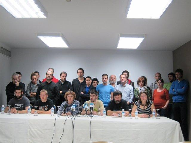 Representantes Del Acuerdo De Gernika