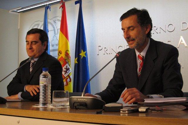 Ramón Del Riego Y Florentino Piñón