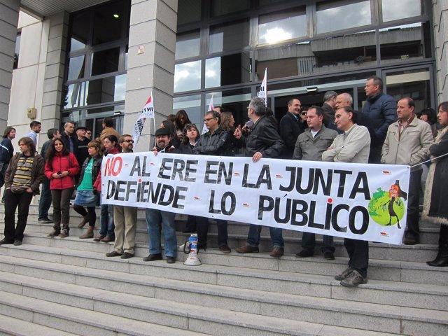 Manifestación STAS