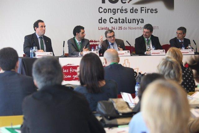 Congreso De Ferias De Catalunya
