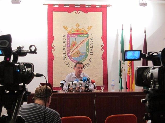 Antonio Quero, En Rueda De Prensa