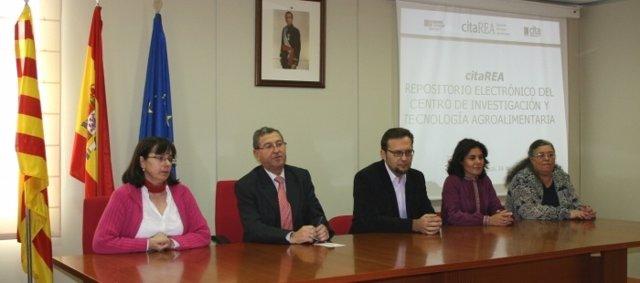 Presentación Del Programa En El CITA