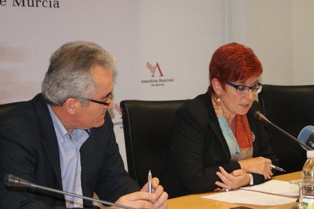 La Portavoz Del Grupo Parlamentario Socialista, Begoña García Retegui