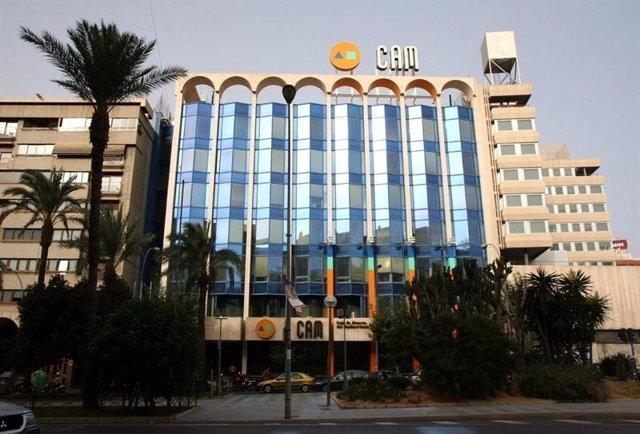 Sede De CAM En Alicante
