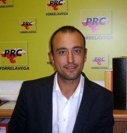 El Concejal Regionalista Javier López