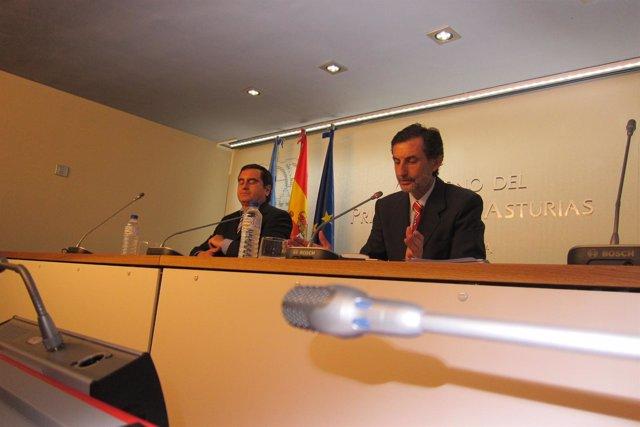 Ramón Del Riego Y Florentino Alonso Piñón