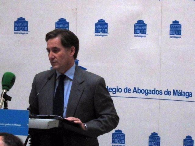 El Presidente De La Asociación De Fiscales, Francisco Jiménez-Villarejo