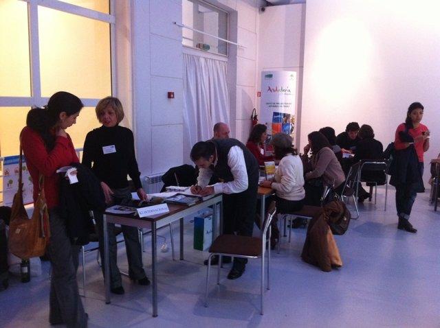 Encuentro De Enseñanza De Español En El Instituto Cervantes De París