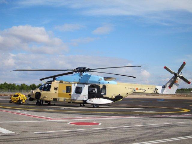 Prototipo Del Helicóptero NH90 Fabricado Por Eurocopter