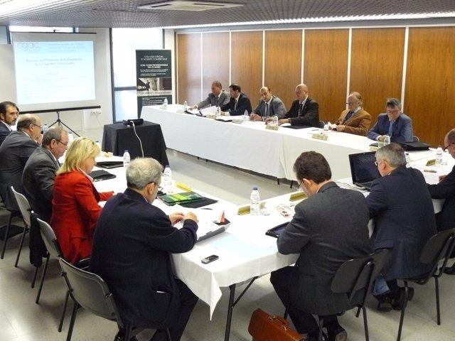 Asamblea General Del Consejo General De Agentes Comerciales De España