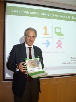 Rodrigo Arboleda, One Laptop Per Child