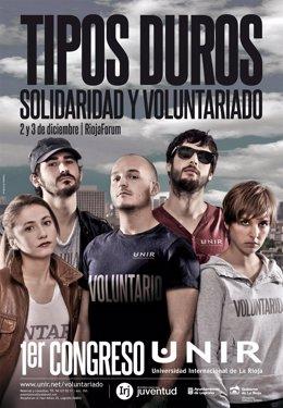 I Congreso De Solidaridad Y Voluntariado De La UNIR