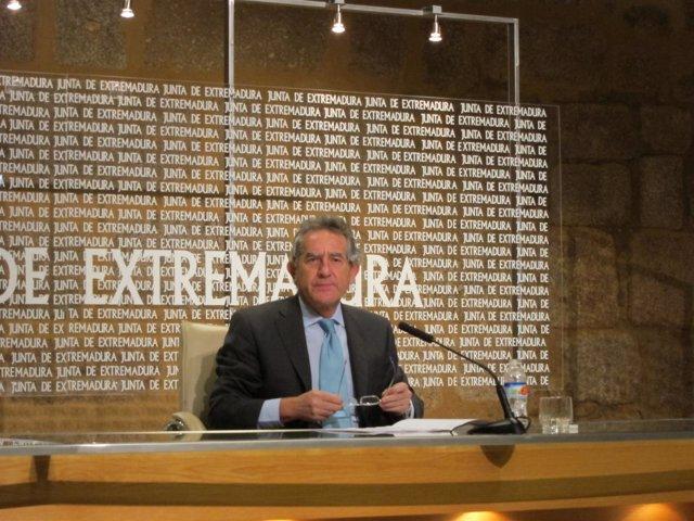 Antonio Fernández, Consejero De Economía