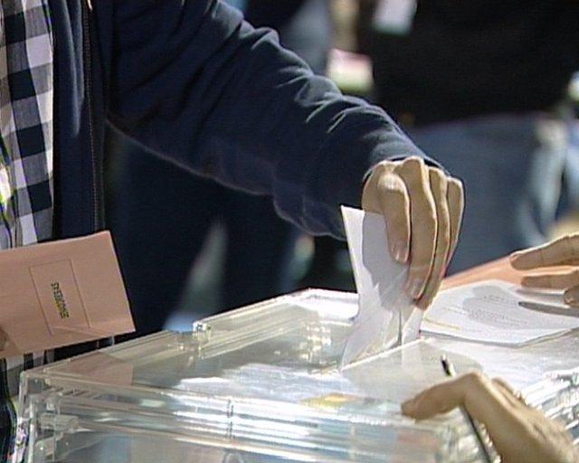 Voto De Un Ciudadano