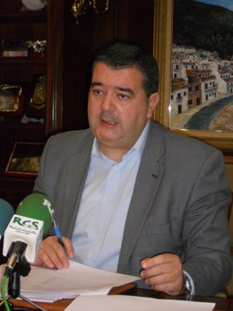 Mario Bravo, En Rueda De Prensa