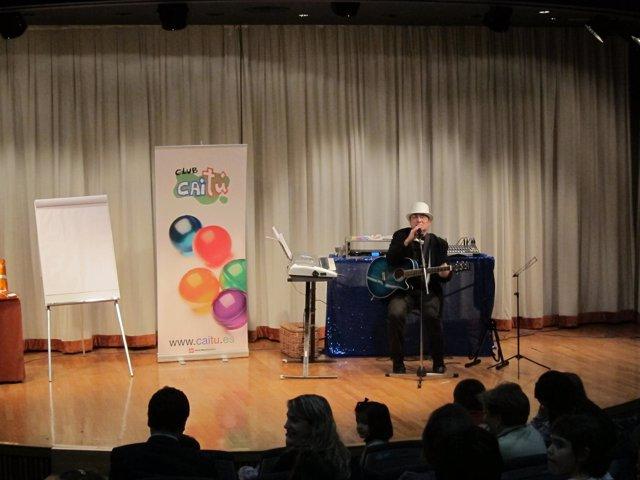 Entrega De Premios Del V Concurso 'Dibujo Caitú'
