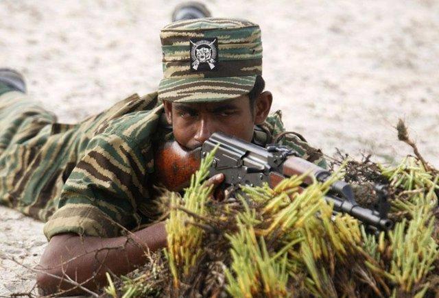 El Ejército ceilandés toma la principal ciudad de los rebeldes tamiles