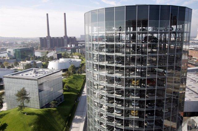 Sede De Volkswagen (Wolfsburg)