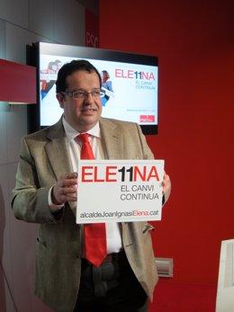 Joan Ignasi Elena (PSC)