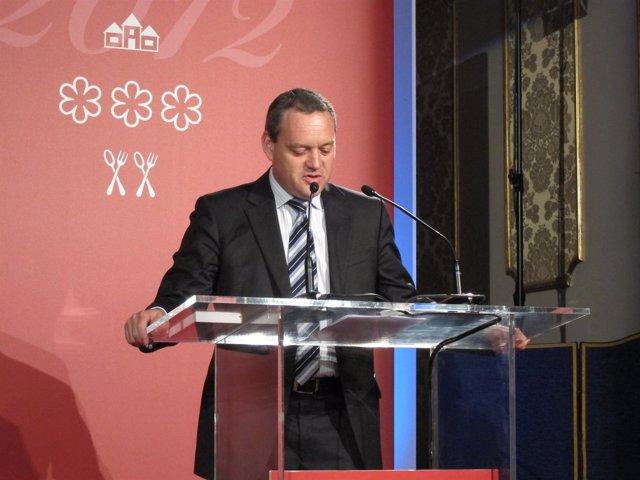 Fernando Rubiato, Director De La Guía Michelin En España Y Portugal
