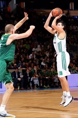 Diamantidis Fulmina A Unicaja