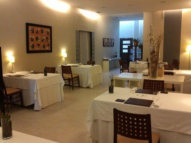 Restaurante Maralba, Almansa (Albacete)