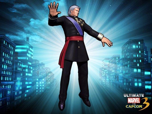Magneto En Ultimate Marvel Vs Capcom 3