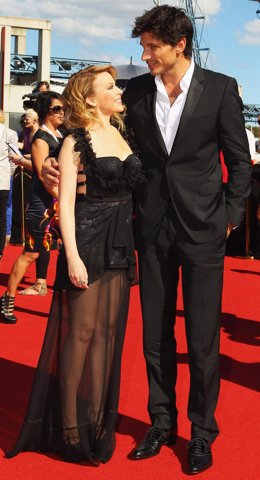 Kylie Minogue Y Andres Velencoso