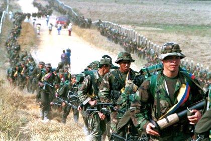 Las FARC mantienen en su poder a 11 uniformados, uno de ellos desde hace 14 años