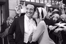 'The Artist', cine mudo y en blanco y negro que cautiva a la crítica
