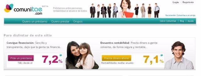 Web Comunitae